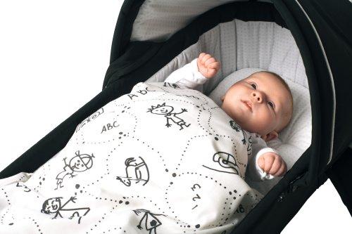 BabyDan Barrière bébé couette et taie d'oreiller Set
