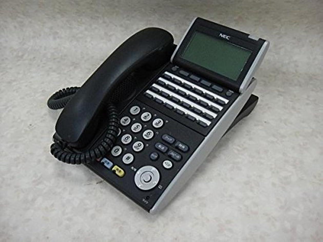 信仰寝室精神ITL-24D-1D(BK)TEL NEC AspireX 24ボタンIP電話機