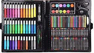 150pcs Children Drawing Set Painting Art Set Water Color Pen Crayon Oil Marker Pencil