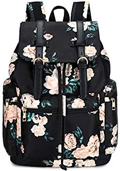 floral backpack for women