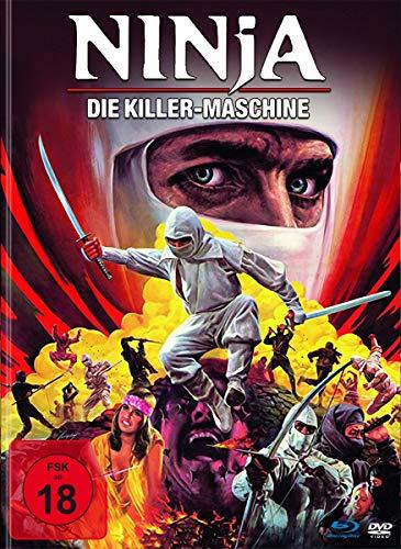 Ninja - Die Killer-Maschine - limitiertes Mediabook (DVD + Blu-ray) inkl. Booklet