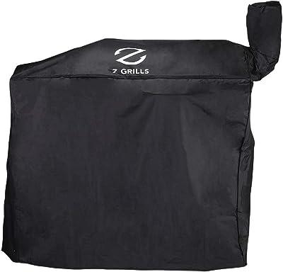 Z Grills ZGC-02B Full Length Grill Cover ZPG-450A ZPG-550B, Black