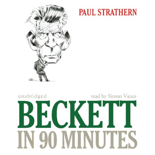Beckett in 90 Minutes  audiobook cover art