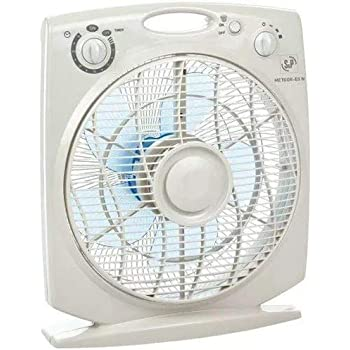 Orbegozo BF 0137 Ventilador Box Fan, 45 W: Amazon.es: Hogar