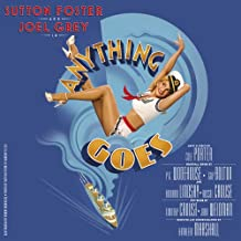 anything goes musical cd