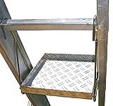 Werkzeugablage für die Leiter - Einhängeschale