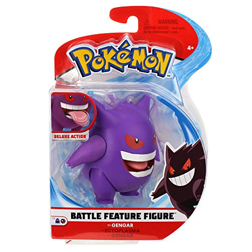 Bizak-63227224 Pokemon Figura Heroe Con Mecanismo, Modelos Aleato, color surtido (63227224)