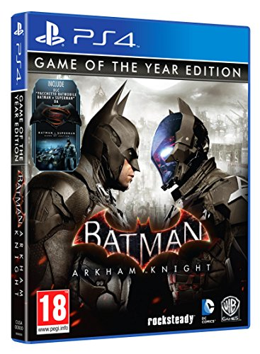 Batman Arkham Knight Goty ed.