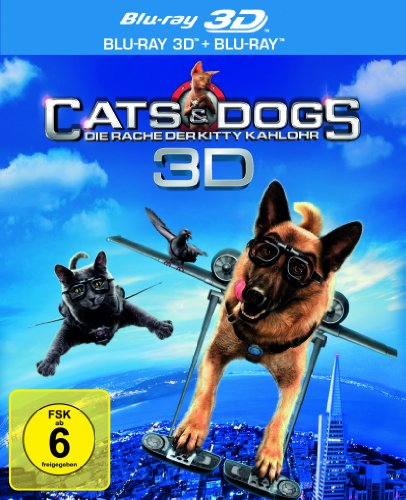 Cats & Dogs - Die Rache der Kitty Kahlohr  (+ Blu-ray) (inkl. Digital Copy)