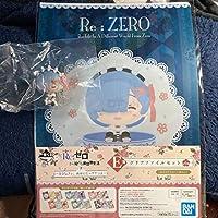 リゼロ 一番くじ E賞 クリアファイルセット G賞 ちょこのっこ レム anime グッズ