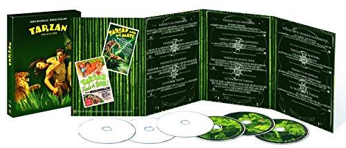 Tarzán Collection [DVD]