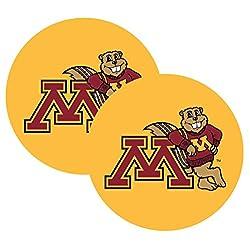 Minnesota Golden Gophers Large Mascot Peel & Stick set of 2