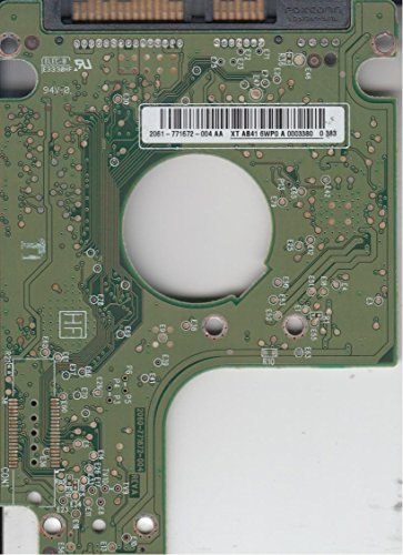 WD1600BEVT-22A23T0, 2061-771672-004 AA, WD SATA 2.5 Leiterplatte (PCB)