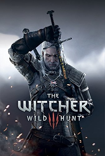 The Witcher 3 : WILD Hunt - Imported Video Game Poster Print- 43cm x 61cm / 17 Inches x 24 Inches A2 Xbox LA4