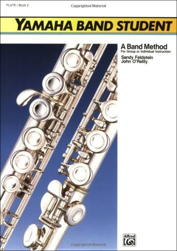 Yamaha Band Student, Book 2: Flute (Yamaha Band Method) (English Edition)