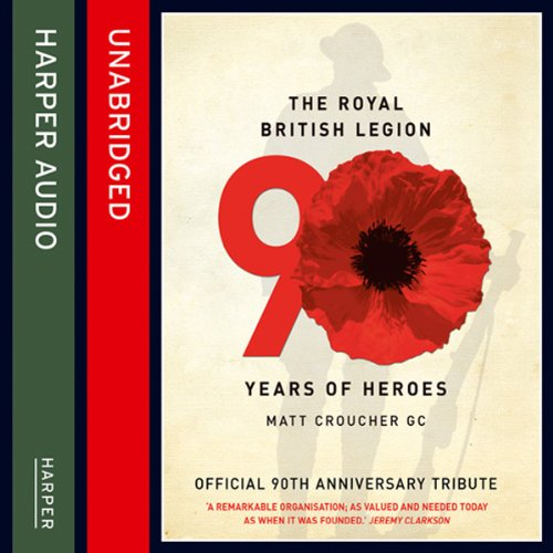 The Royal British Legion audiobook cover art