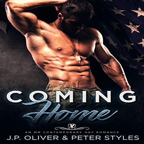 Coming Home (An M/M Contemporary Gay Romance) cover art