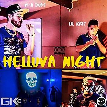 Helluva Night (feat. M-A Dubs)