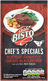 Bisto Chefs Specials Beef with Cracked Pepper - 25g