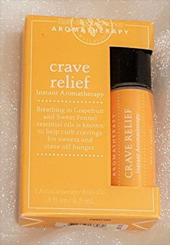 Bath & Body Works Crave Relief Instant Aromatherapy Roll On 0.3 fl oz (8.5 ml)