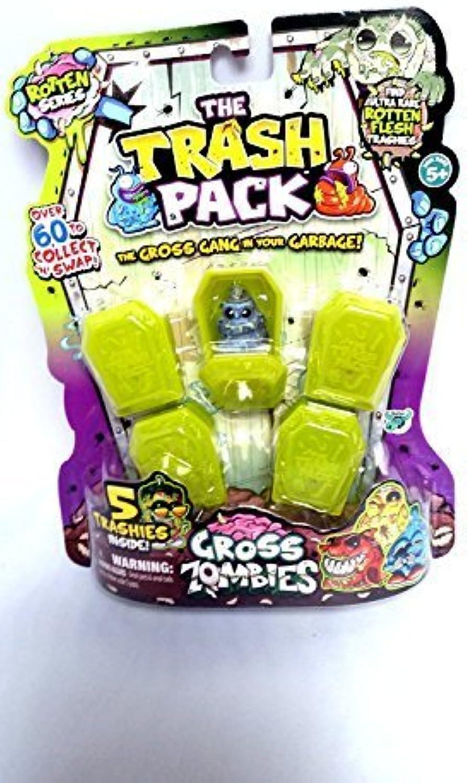 protección post-venta Trash Pack Gross Zombies 5 Pack by Moose Moose Moose Juguetes  compras en linea