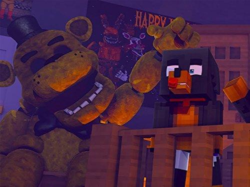 Clip: Sleepover - Freddy Fazbear Comes to Stay!