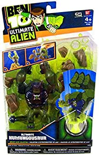 Bandai Ben 10 Ultimate Alien Deluxe Alien Collection Ultimate Humungousaur Action Figure