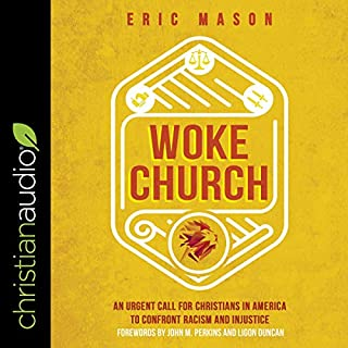 Woke Church audiobook cover art
