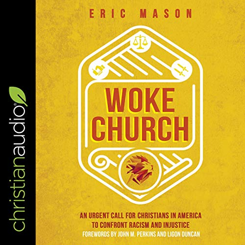 Woke Church audiobook cover art