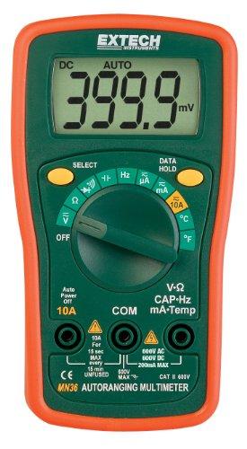 Extech MN36 Digital Mini MultiMeter