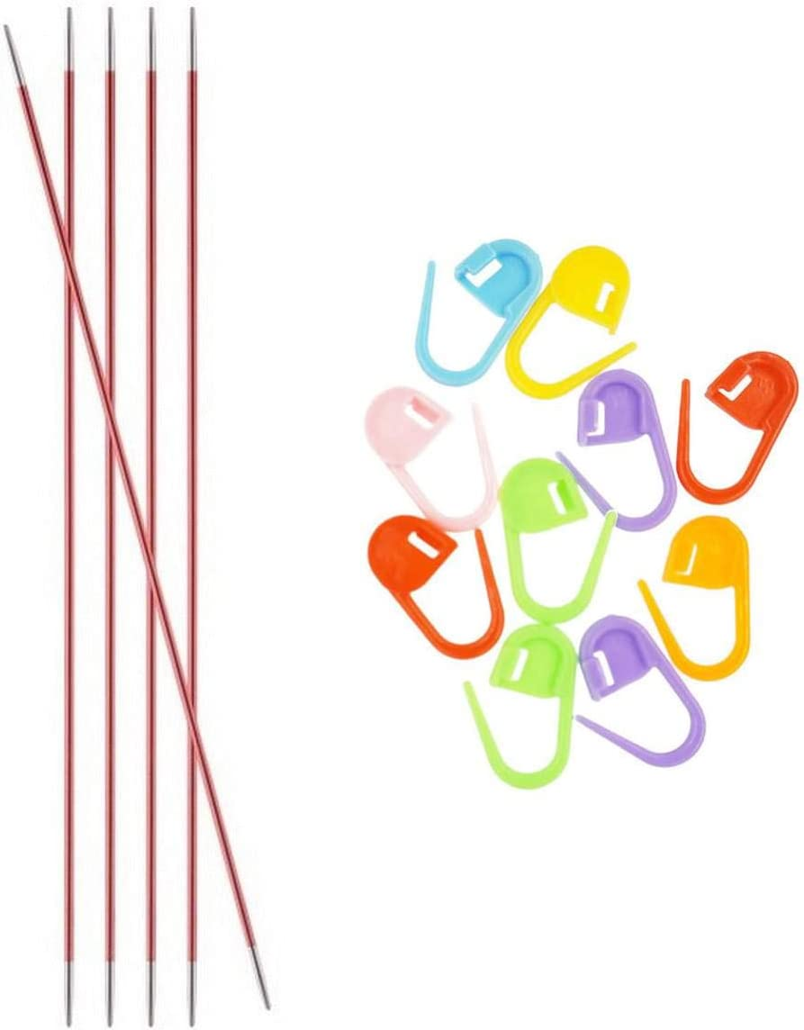 Knitter's Pride Knitting Needles Zing Max 66% OFF inch Double Complete Free Shipping DPN 8 Pointed