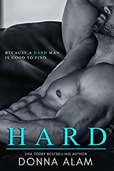 Hard (Great Scots Book 2) by [Donna Alam]