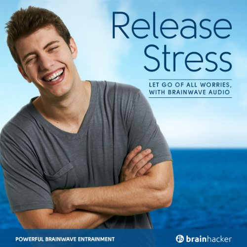 Release Stress Session audiobook cover art