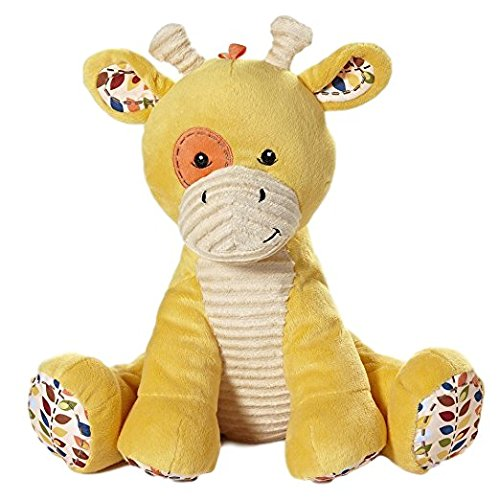 Cinch by dexbaby Plush Sleep Aid Womb Sound Soother (Giraffe)