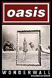 Oasis – Wonderwall – Poster Plakat Drucken Bild Poster