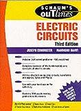 Schaum's Outline of Electric Circuits (Schaum's Outline S.)