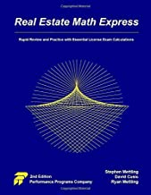Real Estate Math Express: Rapid Review and Practice with Essential License Exam Calculations PDF