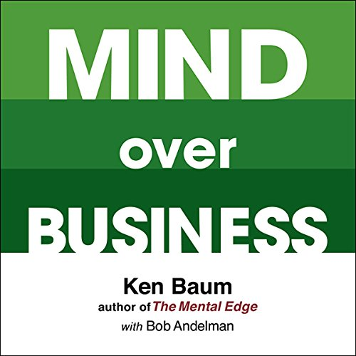 Mind Over Business audiobook cover art