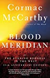 "Cover of Cormac McCarthy's ""Blood Meridian."""