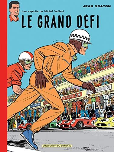 Millésimes - tome 10 - Michel Vaillant - Le Grand Défi (T1+T2)