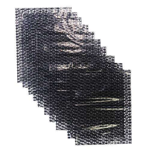 Glotrends [20 Packungen] Antistatische Beutel, große ESD-Schutztasche, 30 cm x 40 cm, ungiftiges PET-Material Computerzubehör