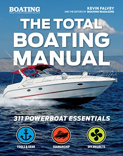 The Total Boating Manual: 298 Powerboat Essentials (English Edition)