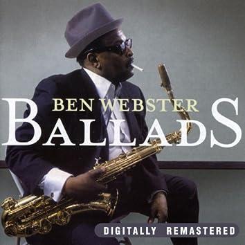 Ben Webster Ballads