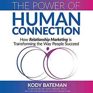 The Power of Human Connection audiobook cover art