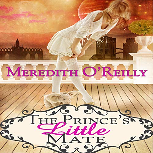 The Prince's Little Mate audiobook cover art