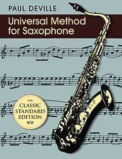 Universal Method for Saxophone