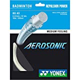 Yonex BG Aerosonic Badminton Racket String - 10m Set by Yonex