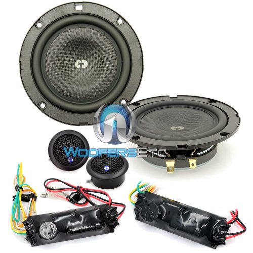Buy Bargain CL-42SL - CDT Audio 4 110W RMS 2-Way Component Speakers System