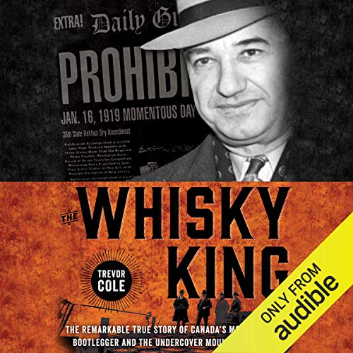 The Whisky King cover art
