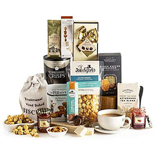 Bearing Gifts Hamper, Luxury Father's Day Hampers, Fathers Day Gift Baskets, Food Gifts and Hamper Box